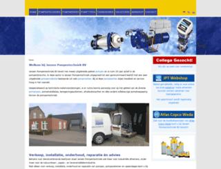 pompentechniek.nl screenshot