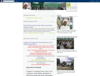 pondokcherangtuli.blogspot.com screenshot