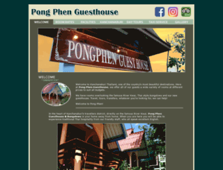 pongphen.com screenshot