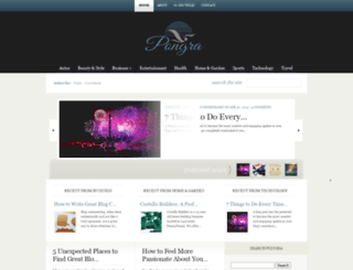pongra.com screenshot