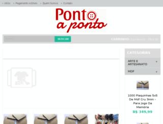 pontoaponto.com.br screenshot