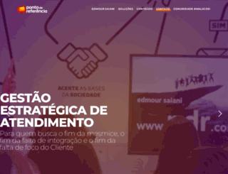 pontodereferencia.com.br screenshot