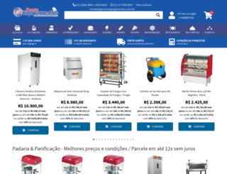 pontoequipamentos.com.br screenshot