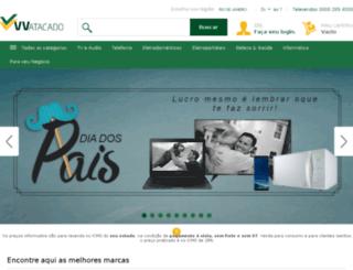pontofrioatacado.com.br screenshot