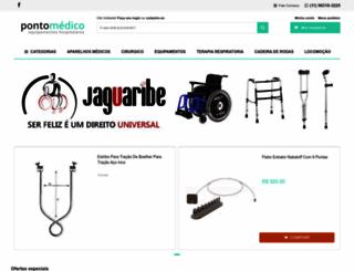 pontomedico.com.br screenshot