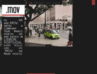 pontomov.pt screenshot