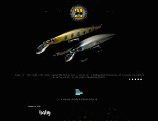 pontoon-21.com screenshot
