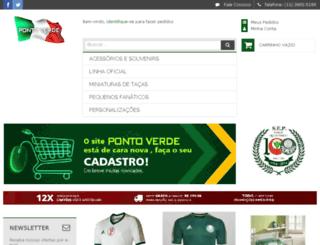 pontoverde.com.br screenshot