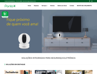 pontoxse.com.br screenshot