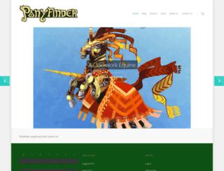 ponyfinder.net screenshot