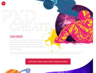 ponyxpressdesign.com screenshot