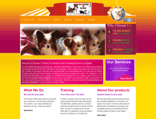 poochesnmore.com screenshot