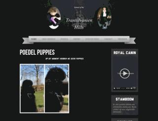 poodle.nl screenshot