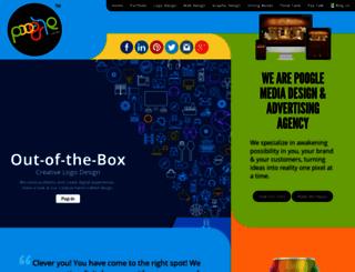 pooglemedia.com screenshot