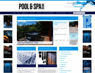 poolandspascene.com screenshot