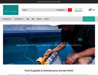 poolassist.com.au screenshot