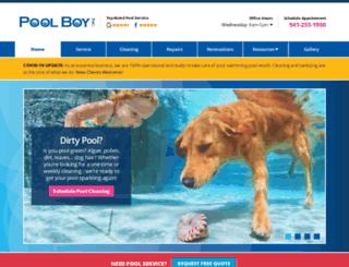 poolboyinc.com screenshot