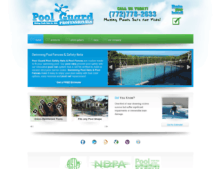 poolguardpro.com screenshot