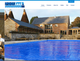poollock.com screenshot
