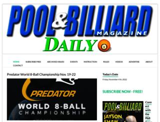 poolmagdaily.com screenshot
