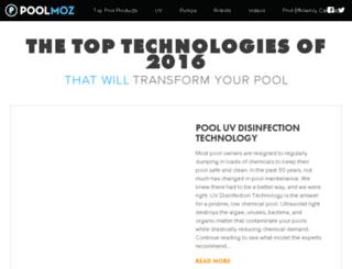 poolmoz.com screenshot