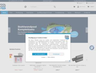 poolpowershop.info screenshot