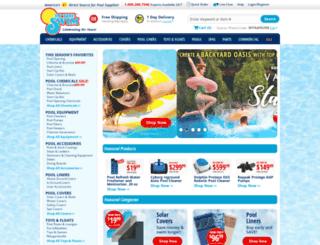 poolproducts.com screenshot