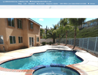 poolproducts4less.com screenshot