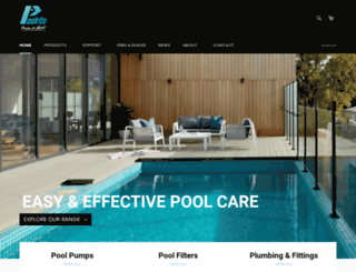 poolrite.com screenshot