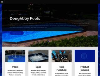 poolstoreinc.com screenshot