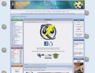 pootzforce.org screenshot