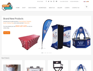 pop-upbanners.com screenshot