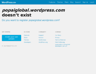 popaiglobal.org screenshot