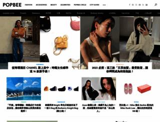 popbee.com screenshot