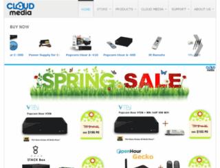 popbox.com screenshot
