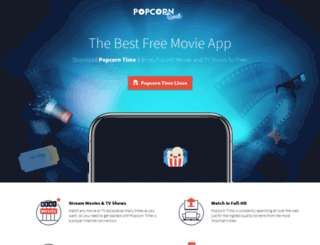popcorn-time.to screenshot