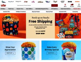popcornfactory.com screenshot