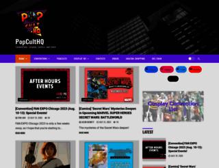 popculthq.com screenshot