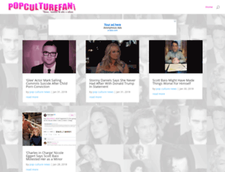 popculturefan.com screenshot
