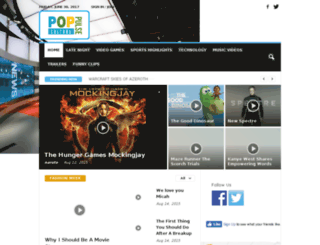 popculturepulse.com screenshot