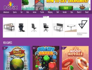 popix.net screenshot