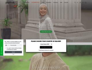 poplook.com screenshot