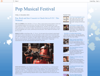 popmusicfestival.blogspot.com screenshot