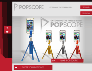 popscope.net screenshot