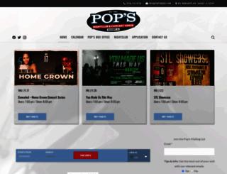 popsrocks.com screenshot