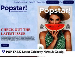 popstaronline.com screenshot