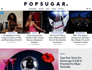 popsugar.de screenshot