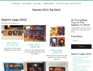 popular2014toystore.com screenshot