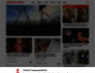 popularne.pl screenshot