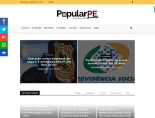 popularpe.com.br screenshot